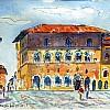 Piazzi dei Priori (Volterra)