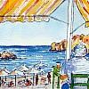 Strand in Karpatos